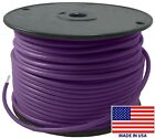25' FT Violet/ Purple 10 GA. AWG Tinned Copper Marine Primary Wire Boat USA MADE