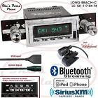 RetroSound Long Beach-C Radio/BlueTooth/iPod/USB/3.5mm AUX-In 121-117 Chevy