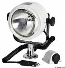 Night Eye High-Beam Light with Double Filament Bulb 100+100W 12V Osculati
