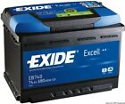 Excell Starting Battery 74Ah 140min 12V 17.7Kg 278x175x190h mm EXIDE