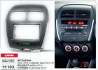 CARAV 11-103 2-DIN Car Radio Dash Kit panel for C4 12+, MITSUBISHI ASX 12+ w/PCB