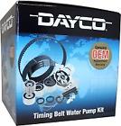 DAYCO Cam Belt Kit+Waterpump FOR Holden Barina 12/05-10/11 MPFI TK F16D3