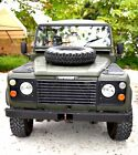 1986 Land Rover Defender  D90 Diesel 4 Cylinders Naturally Aspirated