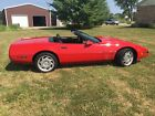 1992 Chevrolet Corvette Convertible 1992 LT1 Corvette Convertible Automatic