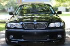 """2002 BMW 3-Series 330i 2002 BMW e46 330i Sport with M-Tech 2 Body/18"""" Wheels/Cold Weather Package"""