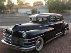 1948 Chrysler Royal  1948 Chrysler Windsor