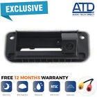 Direct Fit Boot Handle Rear Reversing Reverse Camera For Mercedes E-Class W212
