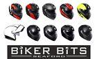 AGV COMPACT-ST MATT BLACK Flip Up Front Touring Motorcycle Helmet