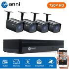 ELEC 8CH 720P DVR+ 4* 2000TVL IR Night Camera Outdoor CCTV Home Security System