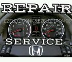 2007 TO 2011 HONDA CR-V INSTRUMENT CLUSTER REPAIR SERVICE