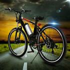 25 inch Wheel Aluminum Alloy Frame Mountain Bike Cycling Bicycle Black WT88