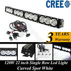 CREE LED Work Light Bar– 120w 22 Inch-10w CREE LED's 12v 24v 4x4 4WD Offroad SUV