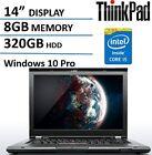 Refurbished Lenovo Thinkpad T430 Premium Built Business Laptop Computer