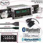 RetroSound Long Beach-B Radio/BlueTooth/iPod/USB/3.5mm AUX-In 126-03 Cutlass