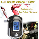 Ebay Breath Car Breathalyzer To Test Alcohol Concentration LCD Analyzer AT6000