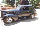 1939 Chevrolet Master Deluxe  1939 Chevrolet Master Deluxe Tudor Sedan