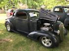 1936 Chevrolet Other  1936 5-Window Chevy Coupe Hot Rod