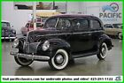 1940 Ford Standard  1940 Ford Standard 2 Door / Flathead V8 / 3 speed / Solid low miles car!