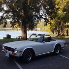 Triumph: TR-6 1971 triumph TR6