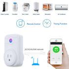 Smart Timer Switch WiFi Outlet Power Socket Plug Remote Control +Amazon Alexa US