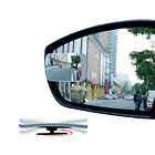 1x Universal Auto Car 360° Wide Angle Convex Rear Side View Blind Spot MirrBILJ
