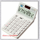 Brand New Casio Basic Calculator JW-200TV-White Office/Home Supply Desk Display