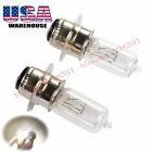 For Kawasaki KAF950 Mule 3010 4x4 Halogen Headlight Bulbs 35W ATV 1988-2009 2PCS