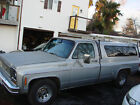 1973 Chevrolet C-10  ONE OWNER 1973 Chevy Cheyenne Super 20 C20 Truck