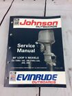 1992 120-140 185-225 250 300 EVINRUDE JOHNSON OUTBOARD SERVICE MANUAL 508147
