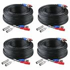 ANNKE 100 Feet (30 meters) 2-In-1 Video/Power Cable with BNC Connectors and RCA