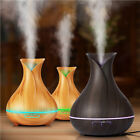 LED Ultrasonic Humidifier Essential Oil Diffuser Air Purifier Gift KJR-029 3Plug