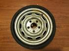 Original Porsche 911 930 Vredestein 165-15 Space Master Spare Wheel & Tire 32/80
