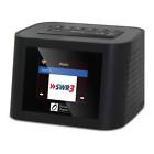 Ocean Digital Internet Radio WR828F Wi-Fi FM Radio Alarm Clock Stereo Speaker wi