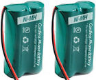 Battery for All Brands 6010 (2 Pack) Replacement Battery