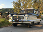 1960 Nash Black and white 1960 Nash metropolitan Beautiful condition