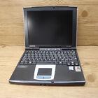 Compaq Evo N200 10.4in., Intel Pentium III-M, 700MHz Notebook LAPTOP NO HDD/Batt