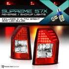 FULL SMD REVERSE [Factory RED LED] 05-08 Dodge Magnum Tail Lights Left+Right SET