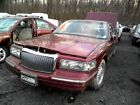 Driver Left Headlight Fits 95-97 LINCOLN & TOWN CAR 1646682