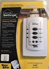 Home Settings Wireless Control Gateway Module