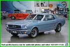 1965 Ford Mustang Coupe 1965 Ford Mustang Coupe 289/C4
