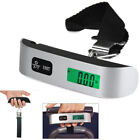 1PC 50kg/10g Portable LCD Digital Hanging Luggage Scale Electronic Travel Weight