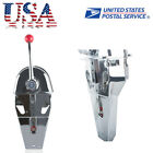 USA! Universal Boat Single Control Lever Marine Engine Outboard Control Handle