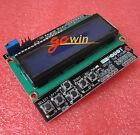 5PCS 1602 LCD Board Keypad Shield Blue Backlight Arduino LCD Duemilanove Robot