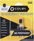 """COLBY VALVE CV-XV10 XL EMERGENCY TIRE VALVE STEM (0.625"""" OR 5/8"""") - BRAND NEW"""