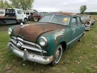 1949 49 Ford 4 Door Sedan Shoebox WILL NOT PART OUT