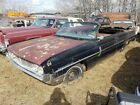 1962 62 Oldsmobile Dynamic 88 Convertible WILL NOT PART OUT