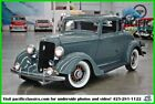 1934 Plymouth Coupe  1934 Plymouth Coupe 201 I6 / 3 speed manual / all steel / SUPER CLEAN