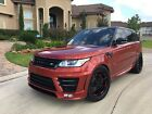 2014 Land Rover Range Rover Sport Autobiography 4x4 4dr SUV 2014 Range Rover Sport Autobiography RARE combo Lumma Kit Custom Supercharged
