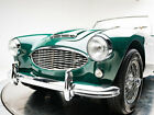 1957 Austin Healey 100-6 Roadster 1957 Austin-Healey 100-6 Roadster 2.7L C-Series I6 4-Speed Manual Convertible Gr