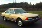 1983 Honda Accord  Base Model Sedan - Automatic - FWD - Power Steering - Only 64k miles